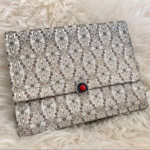 Authentic Las Reine Des Fees Paris Purse